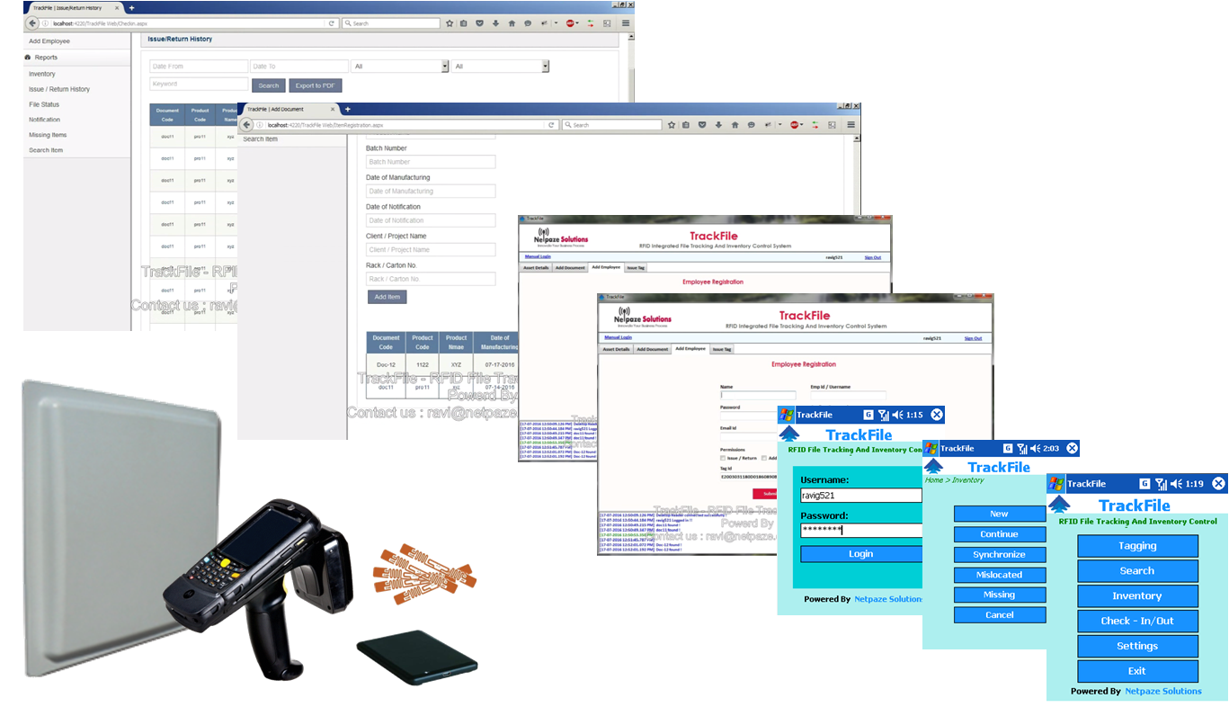document tracking systems thesis How to write a master's thesis in  the scope of this document is very narrow and deals only with certain features of  but web systems for other.